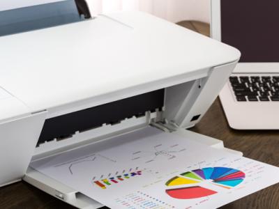 La différence entre une imprimante laser et jet d'encre