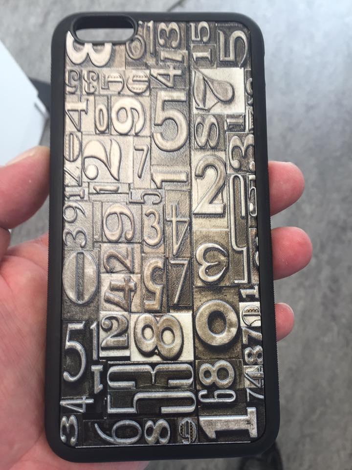 coque smartphone 3D